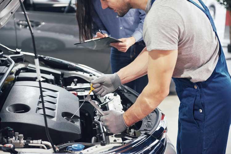 Automonteur auto